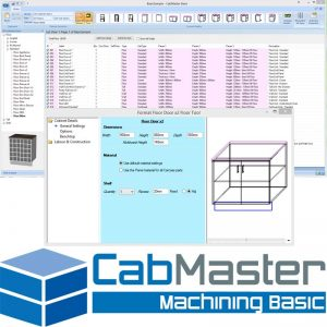 CabMaster Machining Basic