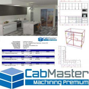 CabMaster Machining Premium