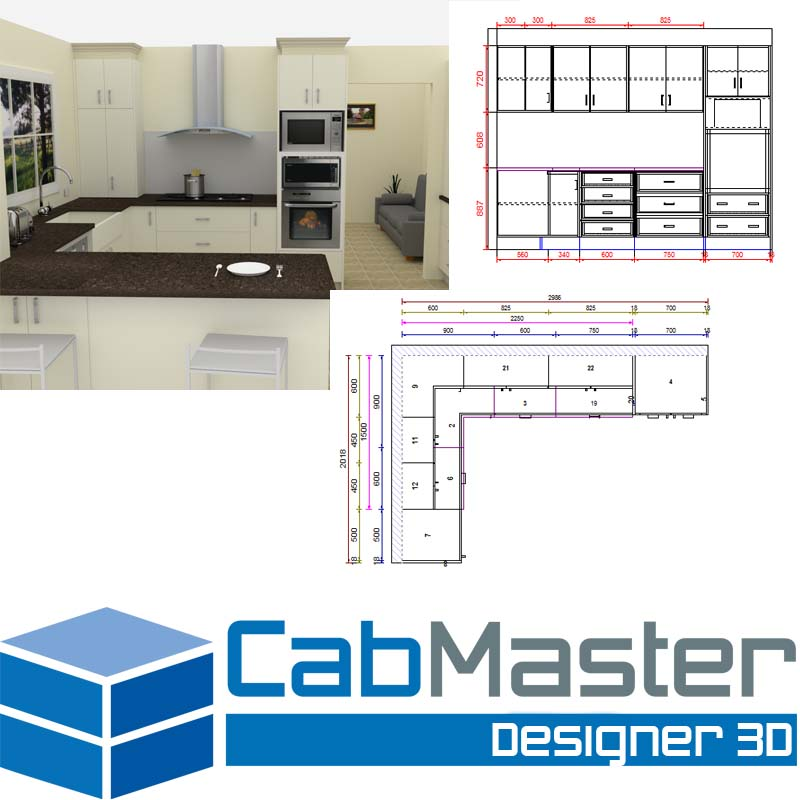 CabMaster Designer 3D