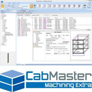 CabMaster Machining Extra